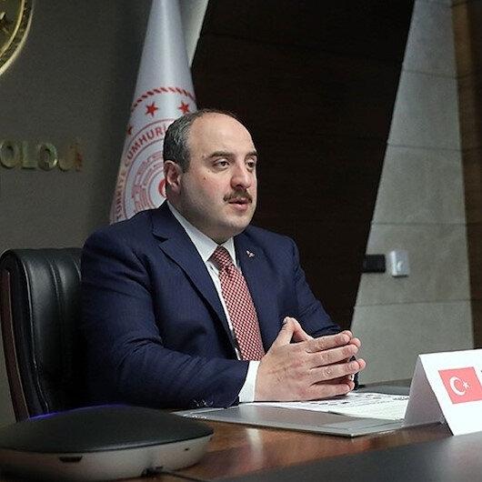 Sanayi ve Teknoloji Bakanı Varank: Yeni kurulan sanayi işletmesi sayımız geçen seneye göre yüzde 91 arttı