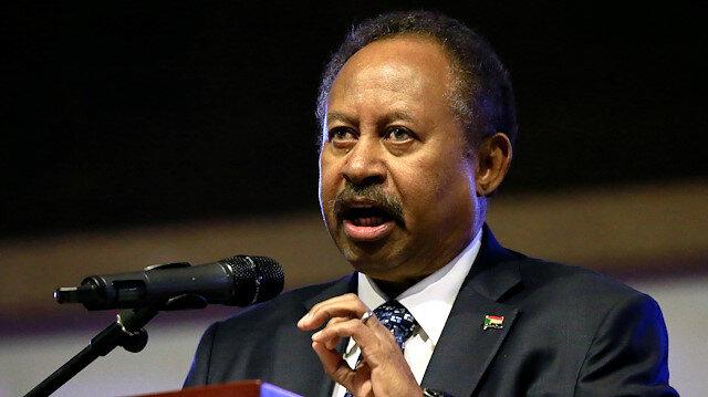 Sudan's Prime Minister Abdallah Hamdok