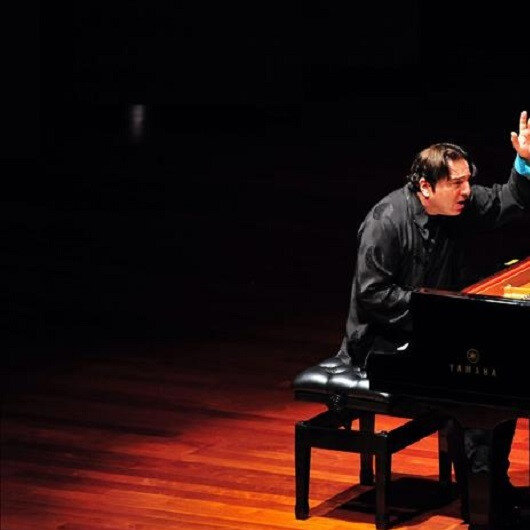 Turkish pianist Fazil Say gets nod for German awards