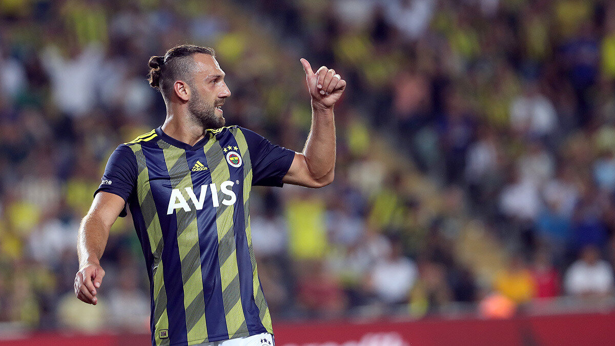 Vedat Muriqi bu sezon 36 maçta 17 gol ve 7 asistle oynadı.