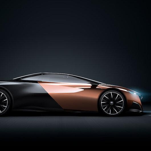 Peugeot konsept otomobillerde atılım yapıyor