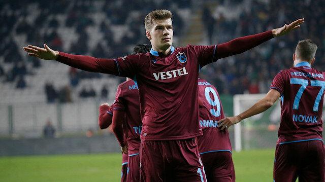 Süper Lig Cemil Usta Sezonu'nun gol kralı Sörloth