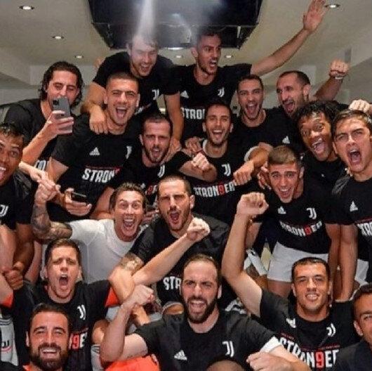رسميا.. يوفنتوس بطلا للدوري الإيطالي للمرة التاسعة على التوالي