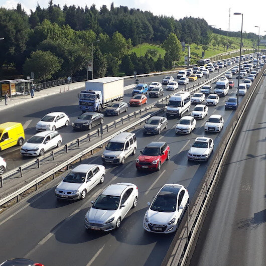 Turkey registers over 76,000 vehicles in June