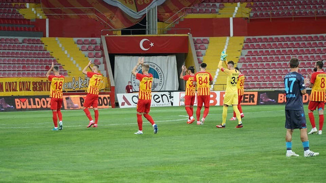 Süper Lig'de tarihi karar