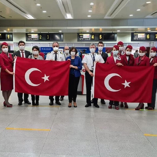 Turkey repatriates nationals from Mozambique