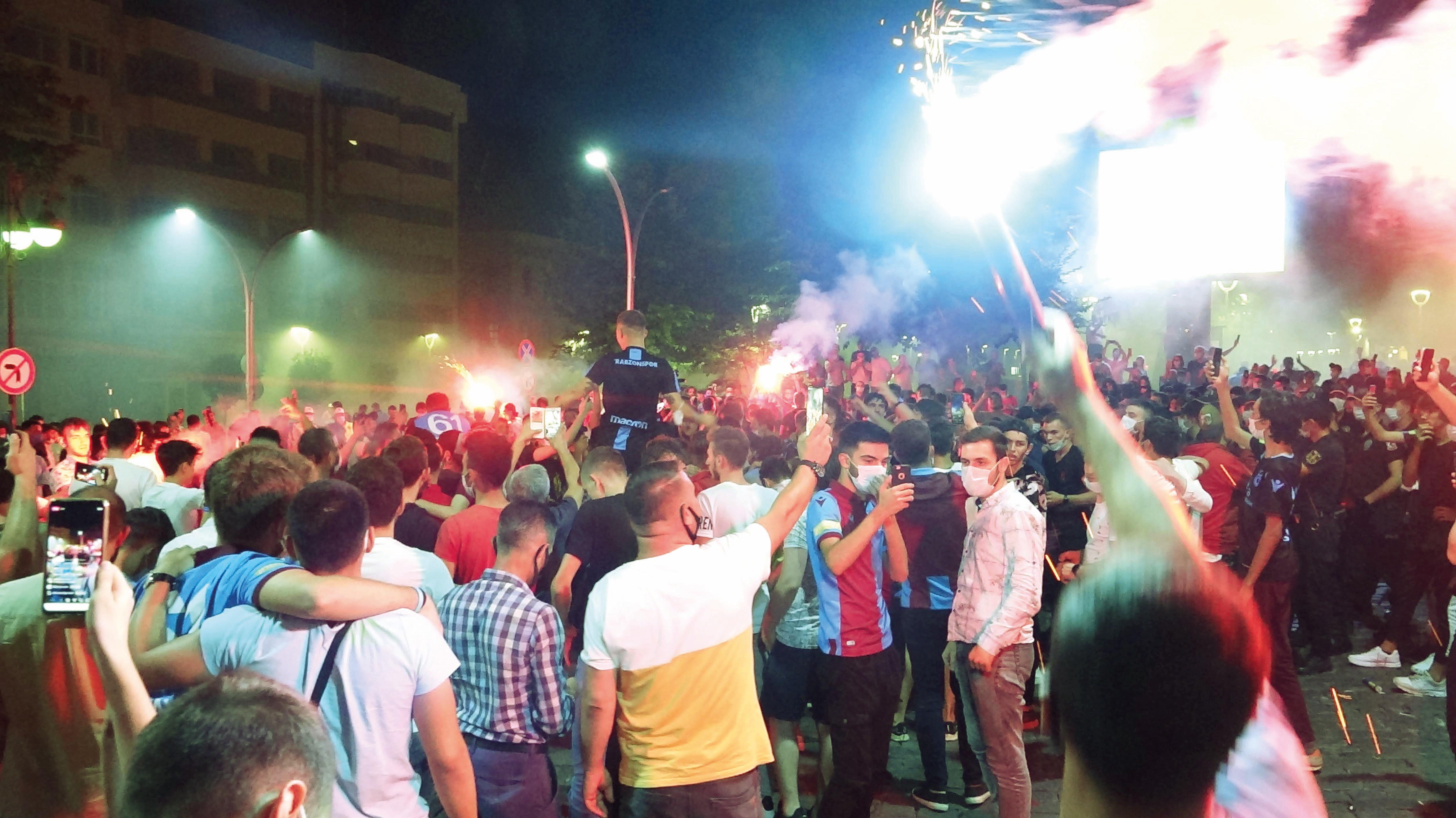 Trabzon sokakları