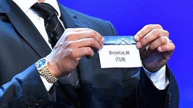 Devler Ligi bileti alan <br>Beşiktaş'tan ilk transfer