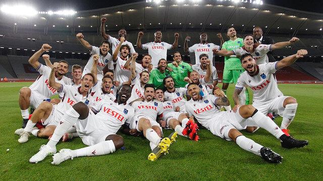 Şampiyon Trabzonspor
