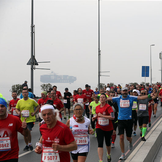 2,500 athletes to run in Istanbul Half Marathon
