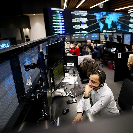 Turkey's Borsa Istanbul up at opening session