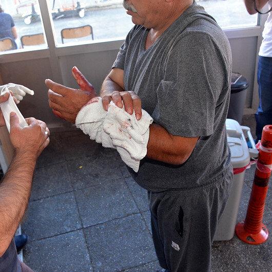 Bir Kurban Bayramı klasiği: Acemi kasaplar hastanelere akın etti