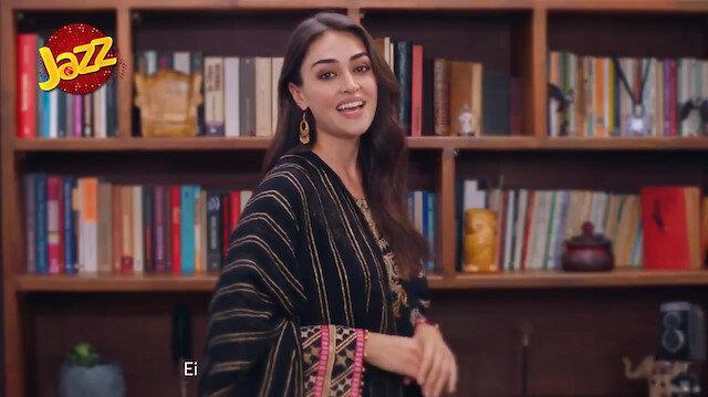 Salam Pakistan! Ertugrul's Esra Bilgiç wishes Muslims Eid Mubarak