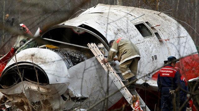 موسكو: التحقيق الجديد بتحطم طائرة الرئيس البولندي نسج خيال