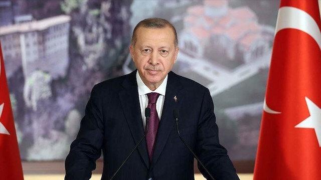 الرئيس أردوغان يعايد روحاني وتبون وسعيّد