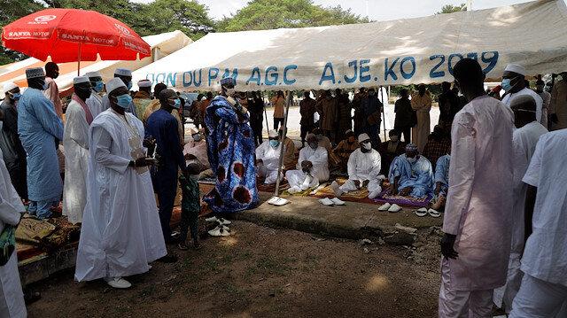 في صلاة العيد.. مسلمو ساحل العاج يدعون للشعب التركي
