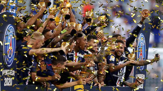 Kupa PSG'nin (ÖZET)