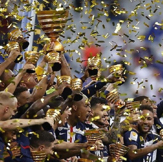 بركلات الترجيح.. سان جيرمان بطل كأس الرابطة الفرنسية