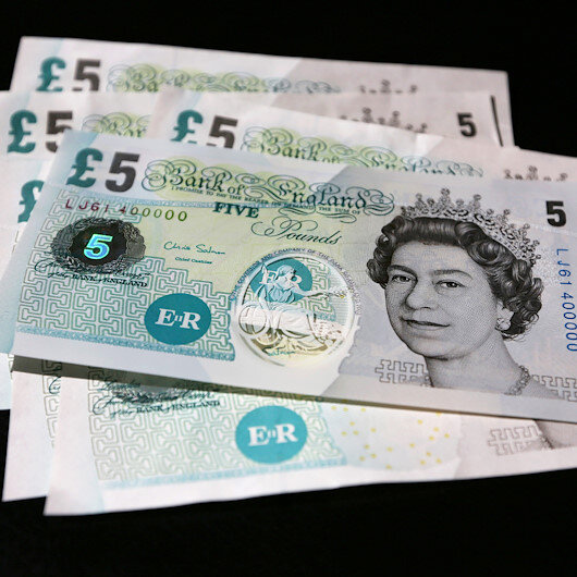 Sterling holds above $1.30 as eyes turn to Bank of England