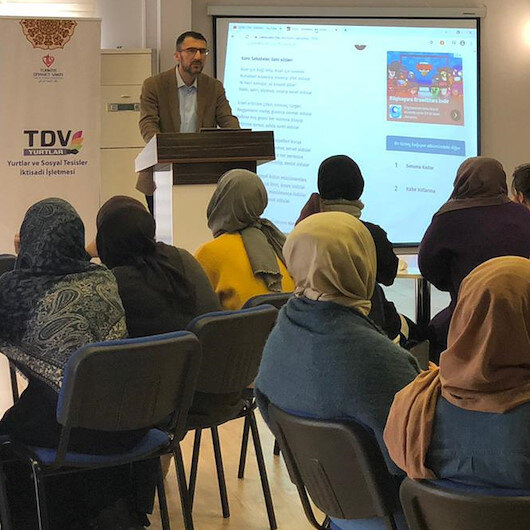 6,000 int'l students seek to study theology in Turkey