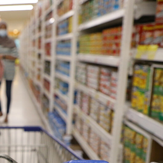 Turkey's inflation rate down in July