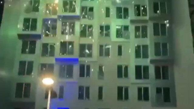 Başakşehir'e saldırı