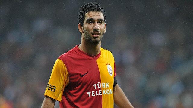 Arda Turan yeniden<br>Galatasaray'da
