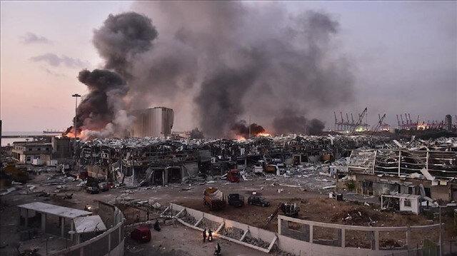 مواطن تركي يروي هول انفجار بيروت: لا أصدق أني نجوت