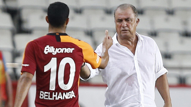 Galatasaray'da<br>Belhanda krizi