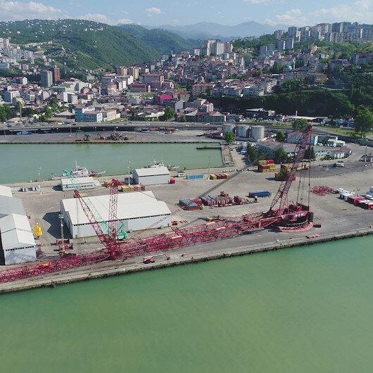 Karadeniz Bölgesi'nin ihracatında zirveyi Trabzon sırtladı