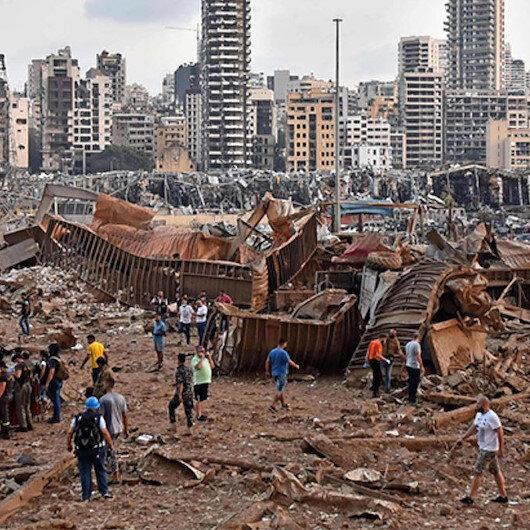 TDED Genel Başkanı Ekrem Erdem: Kardeş Lübnan'ın acısı acımızdır