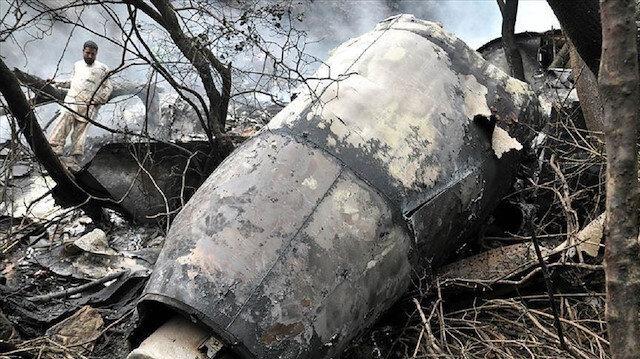 مصرع قائدي طائرة ترفيهية تحطمت شرقي مصر