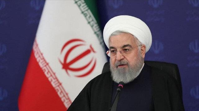 روحاني: ضغوط الأعداء على إيران ثقيلة جداً