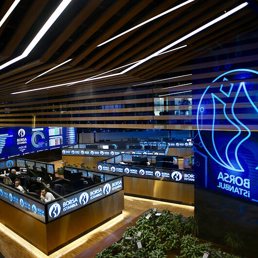 Turkey's Borsa Istanbul down at Thursday's close