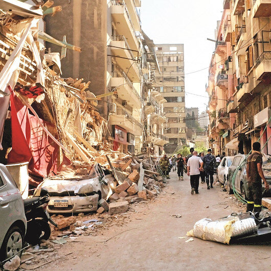 Üst katlar ceset dolu: 30 kilometrelik alan tamamen tahrip oldu