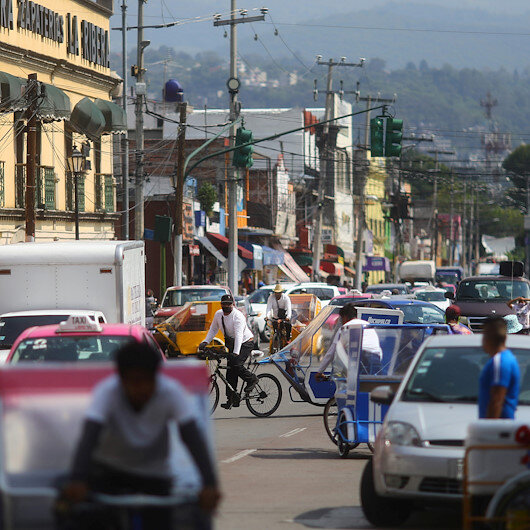 US travel warning puts virus-battered Mexico on par with war-torn nations