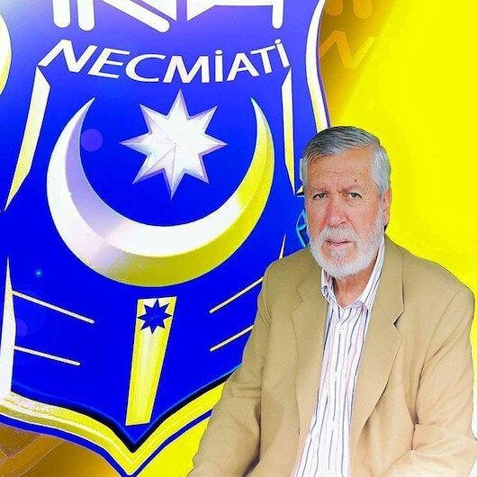 Trabzon'un köklü kulübü Necmiati'nin efsane başkanı Ali Nihat Usta vefat etti
