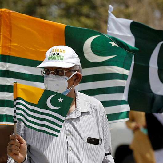 Pakistan, India spar over legal counsel for 'spy'