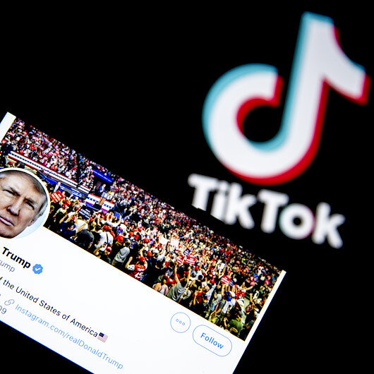 TikTok says 'shocked' by Trump ban order
