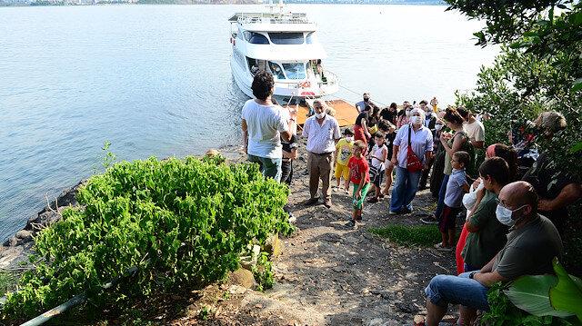 """""""جزيرة غيرسون"""".. """"جنة البحر الأسود"""" بكامل جاهزيتها للموسم السياحي"""