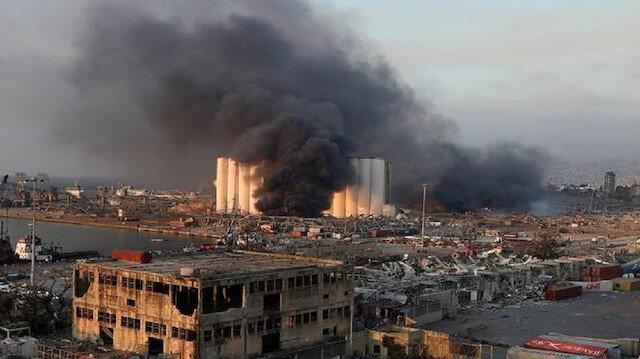 لبنان.. ارتفاع حصيلة انفجار مرفأ بيروت إلى 158 قتيلا
