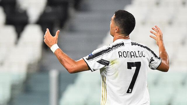 Ronaldo <br>daha ne yapsın!
