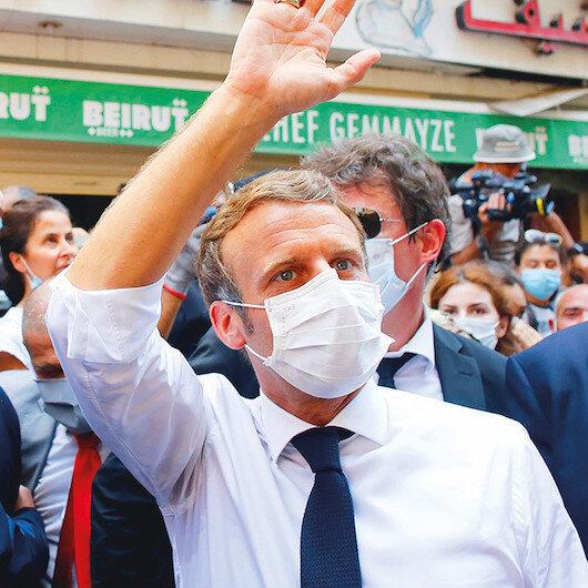 Macron'a tepki çığ gibi: Sömürgeci