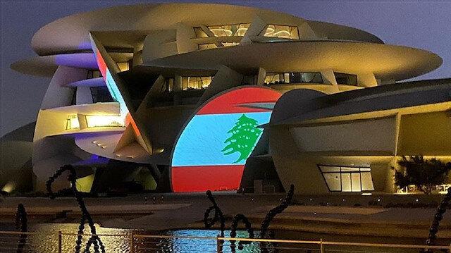 """""""لبنان في قلوبنا"""".. حملة قطرية تجمع 18 مليون دولار لبيروت"""