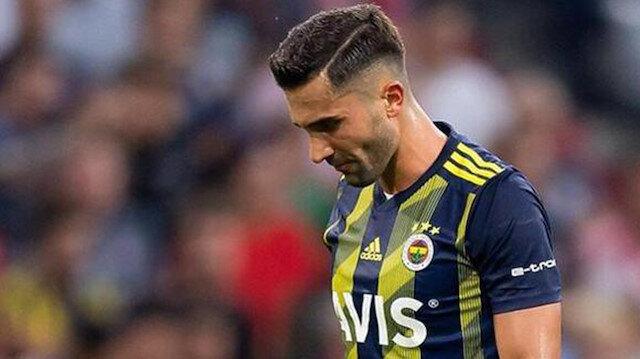 Fenerbahçe'ye veda etti