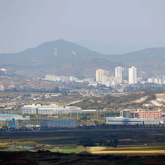 N.Korea brings aid supplies to border town under lockdown: state media