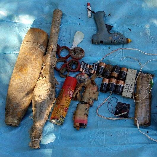 Turkey seizes large amount of PKK ammunition