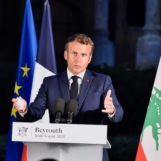 Macron tells Lebanon donor conference: 'we must act quickly'