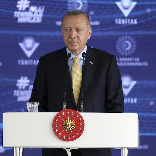 Cumhurbaşkanı Erdoğan: Dünya Sağlık Örgütünün listesinde yerli aşı geliştiren ülkeler arasında ABD ve Çin'in ardından 3. sırada yer alıyoruz