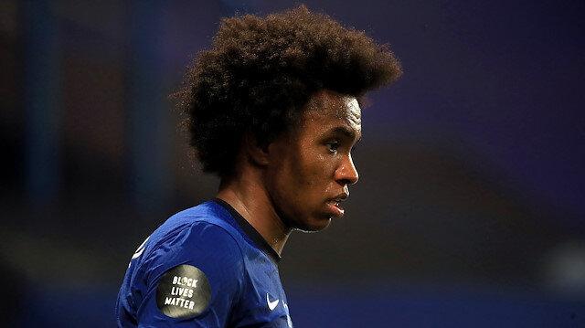 Willian Chelsea'ye veda etti: Sürpriz takıma transfer oluyor